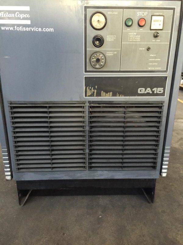 compressore atlas copco Ga