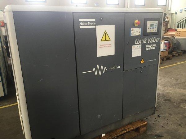 Compressore Atlas Copco