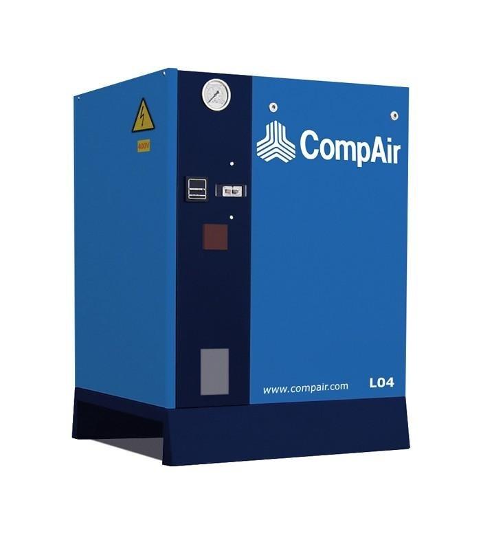 Compressore rotativo silenziato  lubrificato 4 KW_