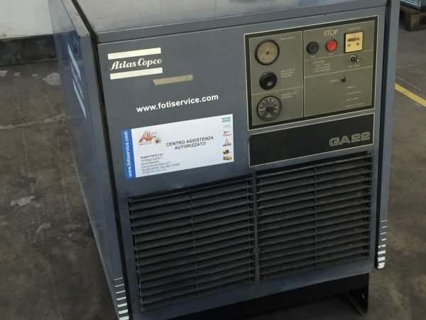 Atlas Copco GA 15