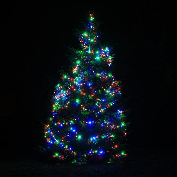 christmas trees - How Many Lights For Christmas Tree
