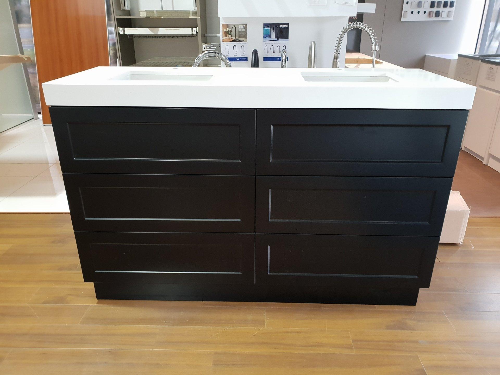 Bathroom Vanities & Custom Timber Vanities | Braeside, Hampton