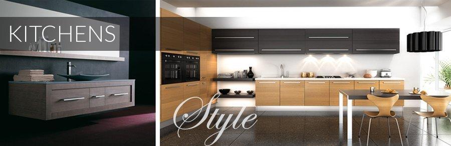 Custom Kitchen Cabinets - Melbourne