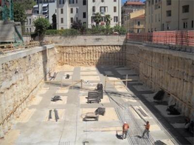 Consolidamento terreni - Terni