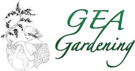 Gea Gardening - Logo