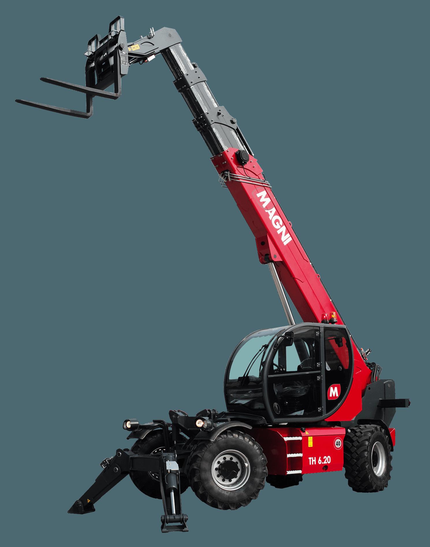 JLG G12-55A Telehandler