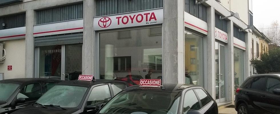 Garage Junior Toyota