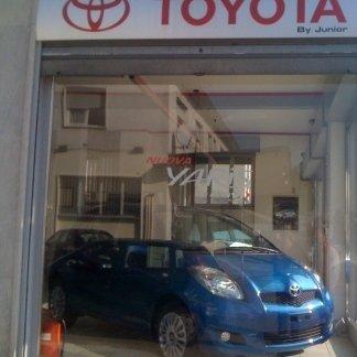 vendita auto toyota