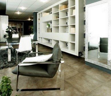 salotto in stile moderno