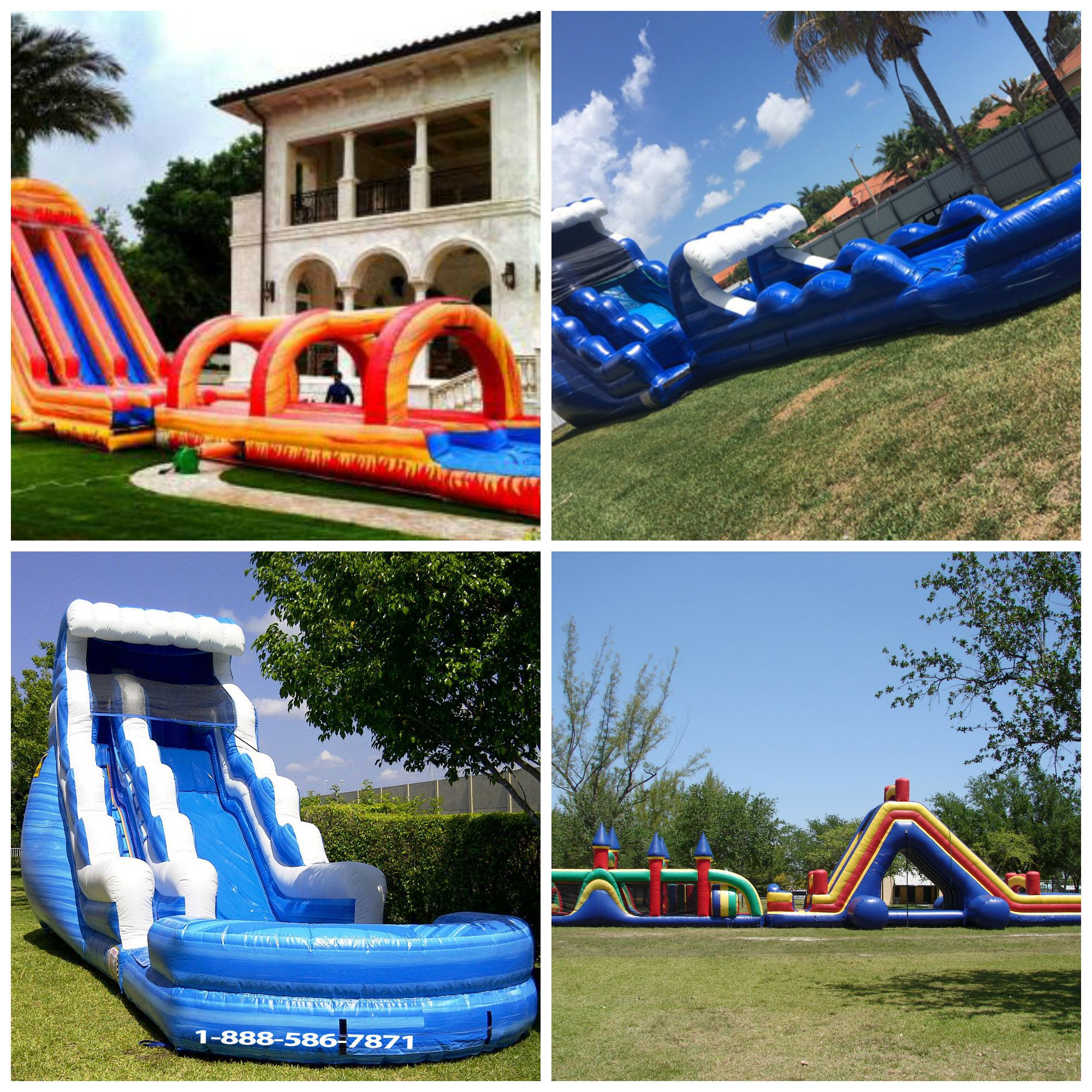 Best House Rental Site: Party Equipment Rental Service