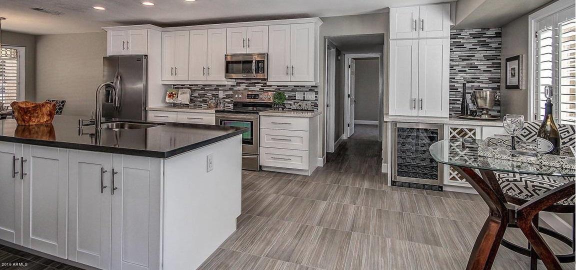Scottsdale Kitchen Cabinets U0026 Countertops Remodeling