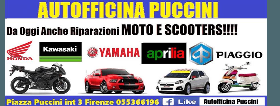 Autofficina e centro assistenza Puccini a Firenze