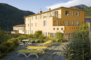 hotel unico albergo a bagni di lucca