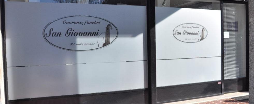 Pompe Funebri Quarona, Vercelli