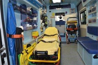 manutenzione ambulanza