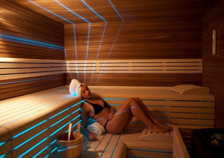 sauna e spa