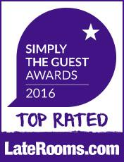 Simply the guest award 2016