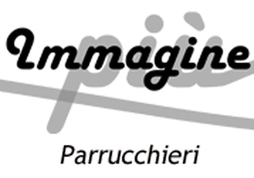 IMMAGINE PIÙ - LOGO
