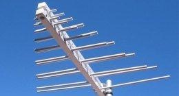 antenna montaggio
