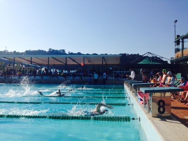 piscina sportivo
