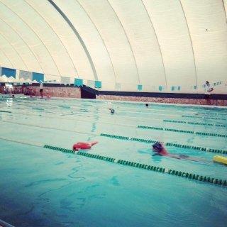 piscina per nuto libero
