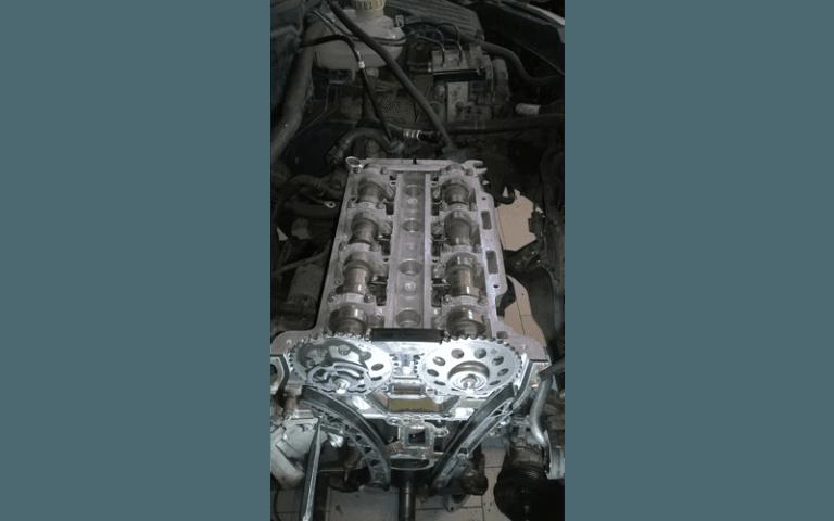 preparazione auto