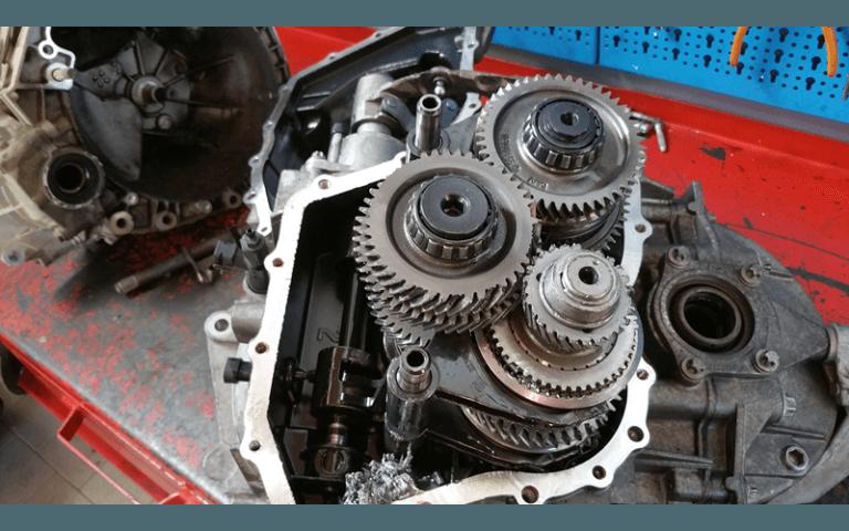 riparazione cambio manuale