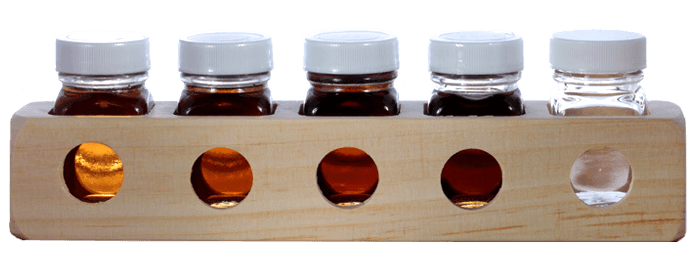 Vermont Maple Syrup Grades