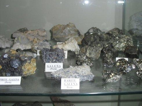 Pietre minerali