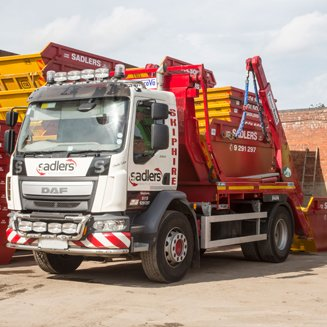 skip on commercial site