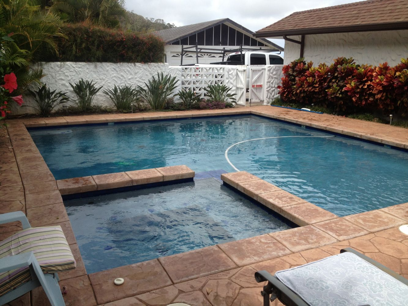 Swimming Pools Built By Maui 39 S Pool Pro Swimming Pool