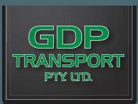 gdp transport pty ltd business logo