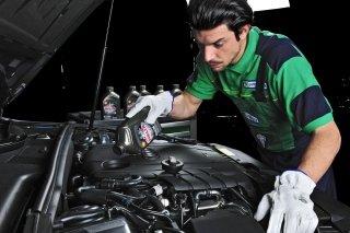 Cambio olio e filtri motore