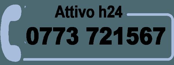 O.F Plidori Servizio funebre h24  a Terracina