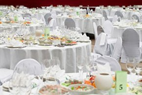 Table presentation - Great Missended - Catering