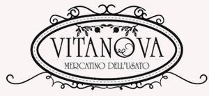 VITANOVA MERCATINO DELL'USATO - LOGO