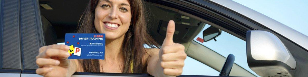 5 star driver training successful gir