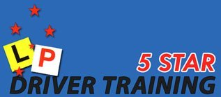 5 star driver training logo