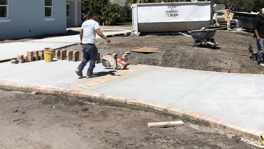 Concrete Slabs Foundations Contractor Vero Beach Odom