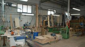 Laboratorio di falegnameria