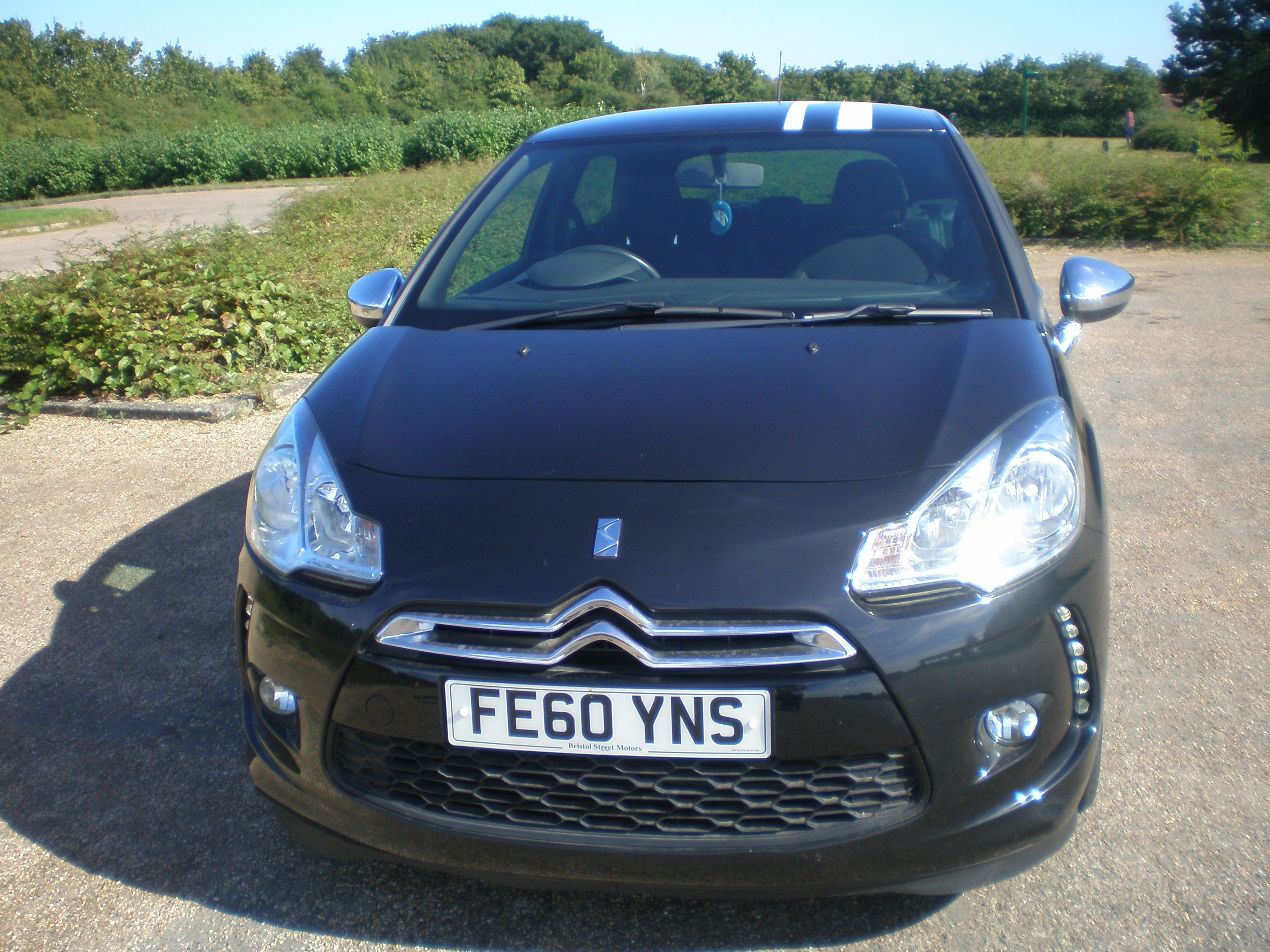 Citroen DS3 1.6 VTi 16V sales