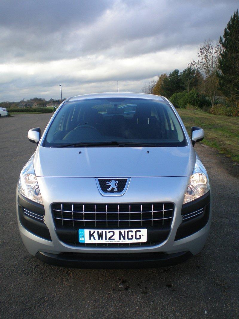 Peugeot 3008 1.6 HDi 112 Access