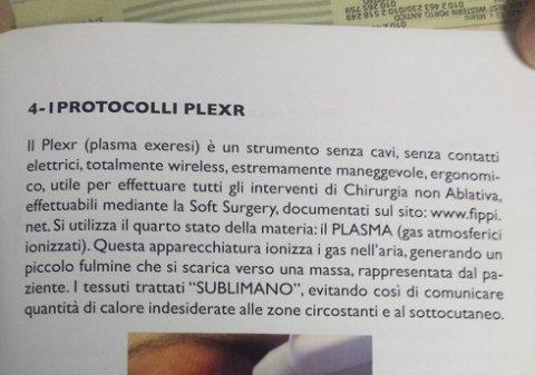 Descrizione Plexr