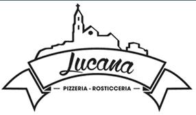PIZZERIA LUCANA - LOGO