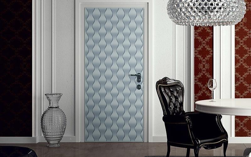 porta azzurrina