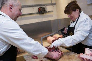 Butchery techniques