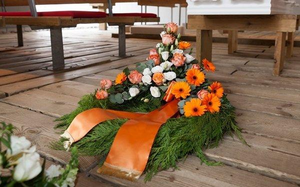 Addobbi floreali funebri