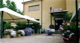 ristorante con patio, pizzeria con patio, gastronomia toscana