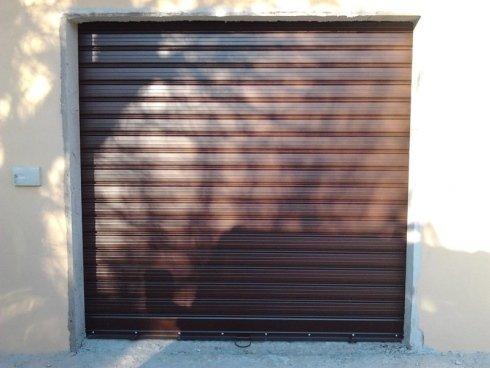 serrande in alluminio garage