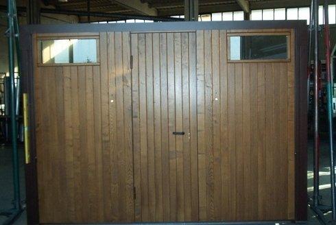 basculante damiani in legno